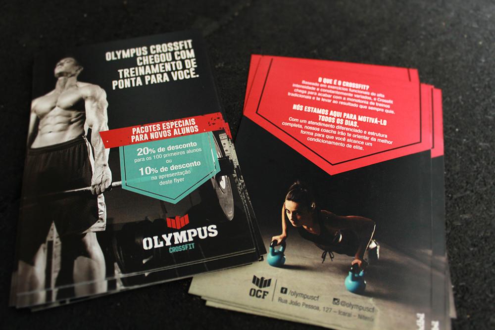 olympus crossfit 5